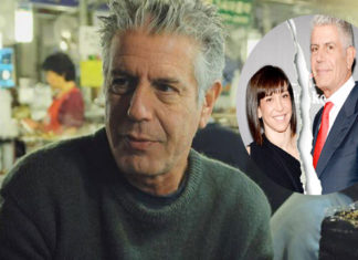 Nancy Ottavia Anthony Bourdain Divorced