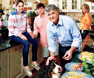 Sean Hannity Republican Family