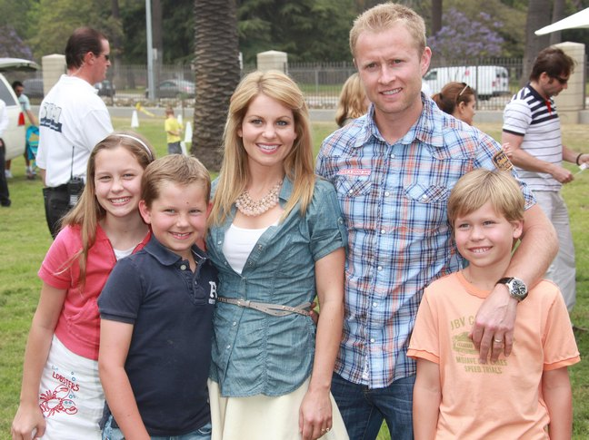 Candace Cameron children and family