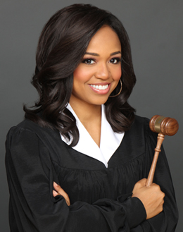 Faith Jenkins Judge Faith