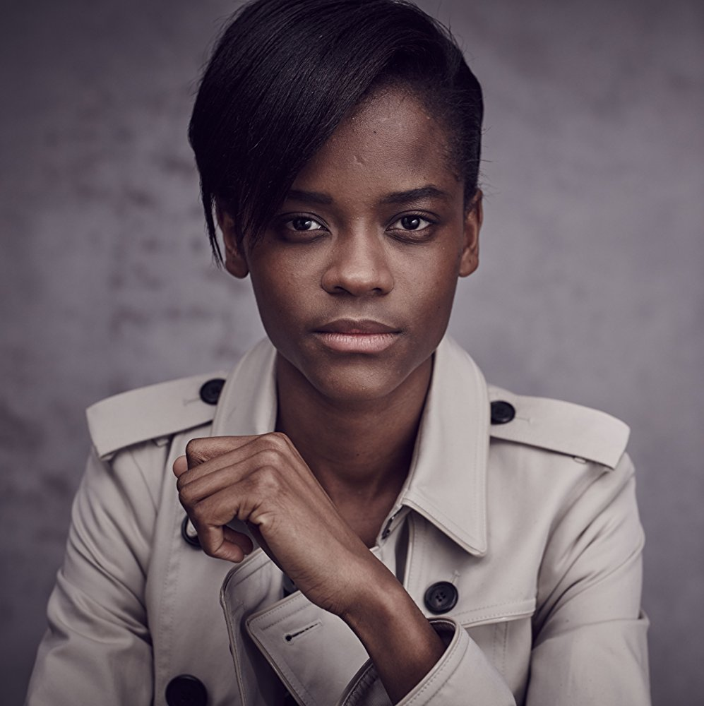 Letitia Wright (born 1993 (born in Guyana)