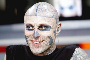 Zombie Boy (Rick Genst) Bio, Age, Height, Weight, Net Worth
