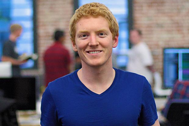 Patrick Collison - Richest Young People in The World